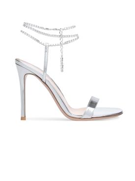 Serena Crystal Ankle Sandal