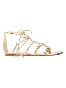 Gianvito Rossi - Lace-up Gladiator Sandals - Women