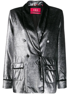 Argento blazer