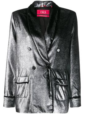 For Restless Sleepers - Argento Blazer - Women