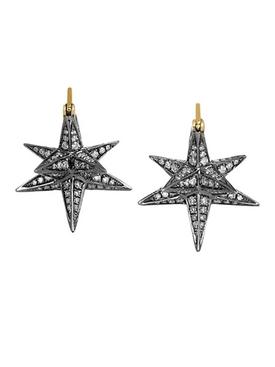 Geometry 101 Merkaba Earrings
