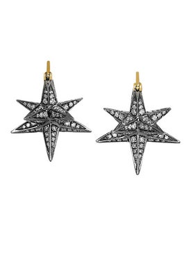 Noor Fares - Geometry 101 Merkaba Earrings - Women