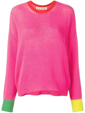 Starlight pink cashmere sweater