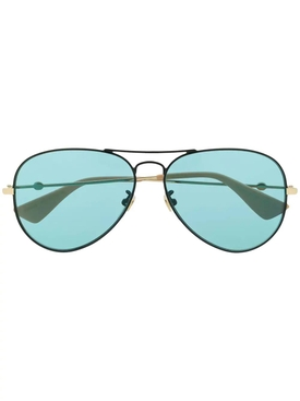 Blue tone Aviator Sunglasses