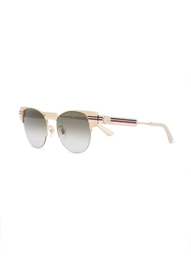 Metal Vintage frame sunglasses