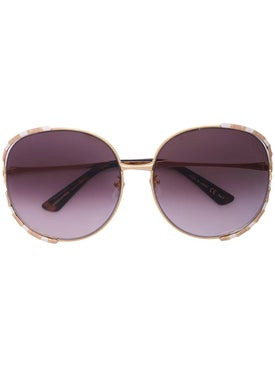 Gucci - Over-sized Rounded Sunglasses - Women