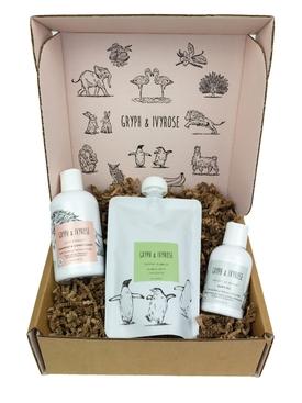 Baby Bath Essentials Set