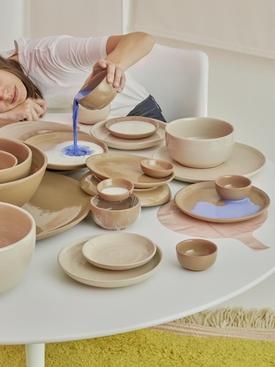 GIRO Ceramics Plat 40 DARK BEIGE