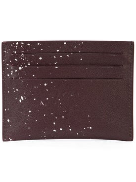 Givenchy - Paint Splatter Cardholder - Men
