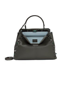 Fendi - Fendi X The Webster Regular Peekaboo Bag - Women