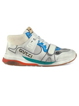 Gucci - Ultrapace High-top Sneakers - Men