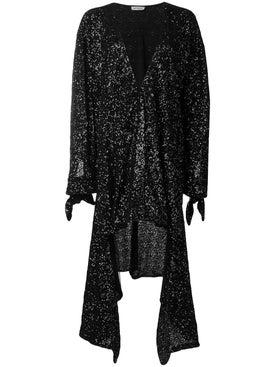 Attico - Sequined Asymmetric Dress - Women