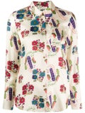 Maison Rabih Kayrouz - Ottoman Floral Shirt - Women