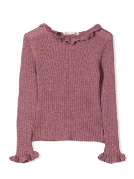Bonpoint - Ribbed Knit Sweater - Kids