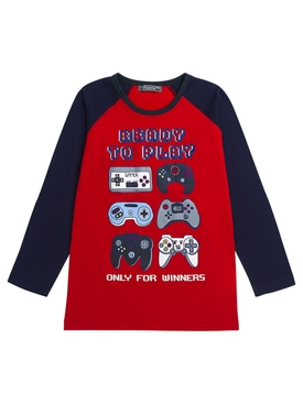 Kids Ready to Play Console Shirt