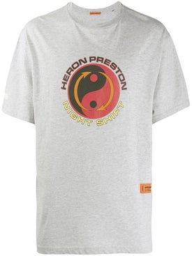 Heron Preston - Tao Print T-shirt - Men