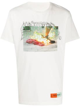 Heron Preston - X Sami Miro Vintage T-shirt - Clothing