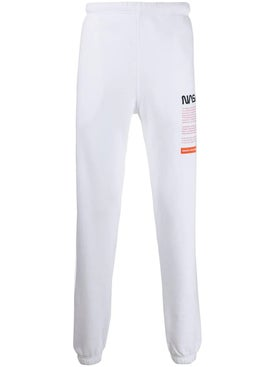 Heron Preston - Nasa Track Pants White - Sweats