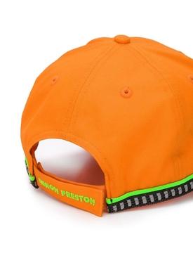 CTNMB baseball cap ORANGE GREY