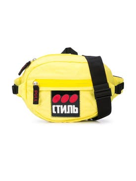 Heron Preston - Ctnmb Belt Bag Green - Men
