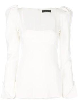 Ellery - Puff Sleeve Blouse - Women