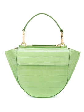 Hortensia mini handbag GREEN