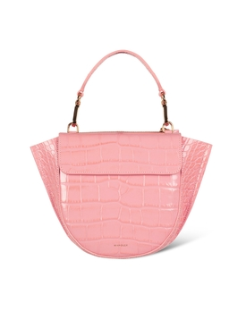 Wandler - Hortensia Mini Bag, Blossom Croco - Women