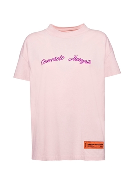 Heron Preston - Concrete Jungle Mock Neck T-shirt - Women