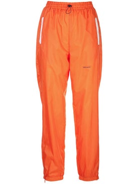 Heron Preston - Orange Contrast Pocket Trousers - Women