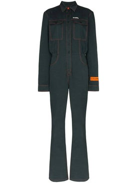Heron Preston - Prohibited Jumpsuit Black - Women