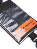 Heron Preston - Passport Keychain Holder Black - Women