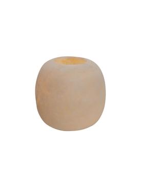 Large Alabaster Stone Candle Holder