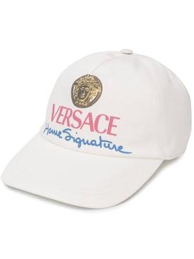 Medusa logo baseball cap