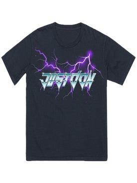Just Don - Electric Lightning T-shirt - Men