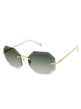 Tura - Kate Young For Tura Luna Sunglasses - Women