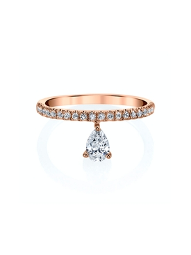 Rose Gold Duchess eternity ring