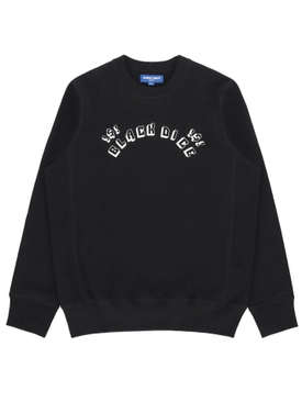 Black Dice !$! Crewneck Sweatshirt