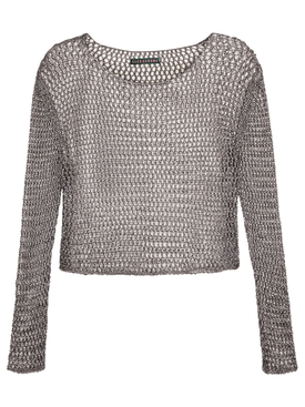 MESH METALIC TOP