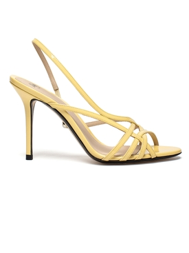 Yellow Tiffany Sandal