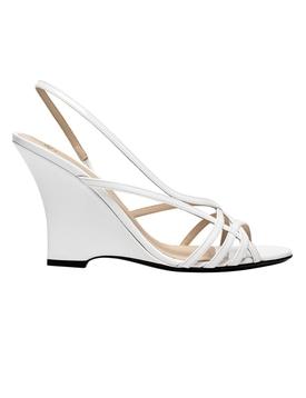 White Laya Sandal