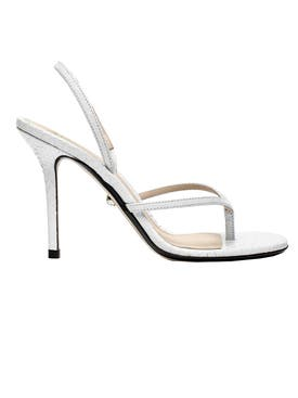 Alevi - White Gina Sandals - Women