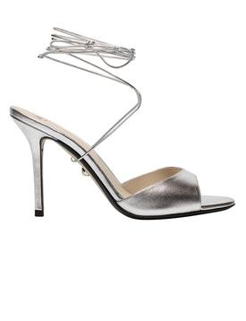Silver Dora Sandal