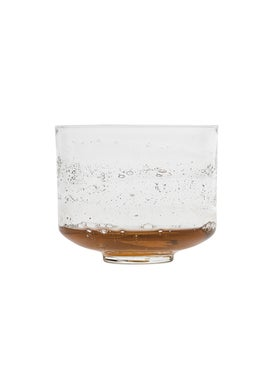 Laurence Brabant - Large Bruine Glass Clear - Home