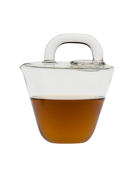 Laurence Brabant - Tea Bag Tea Pot Clear - Home