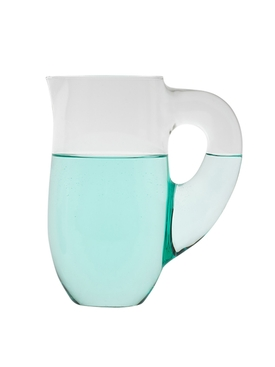 Laurence Brabant - Large Bavarde Pitcher Clear - Home
