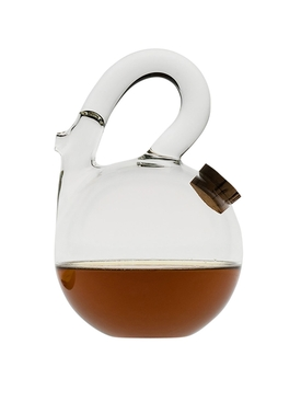 Laurence Brabant - Tea Ball Teapot Clear - Home