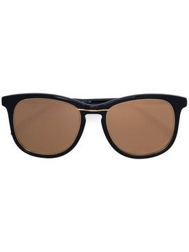 Wilmott wire detail sunglasses