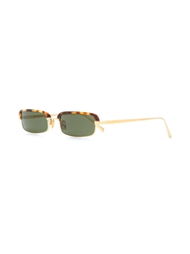 gold tortoise shell sunglasses