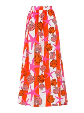 The Delano Skirt, Seashells