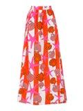 Lhd - The Delano Skirt, Red Seashells - Women